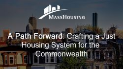 A Path Forward: Crafting a Racially Just Housing System for the Commonwealth